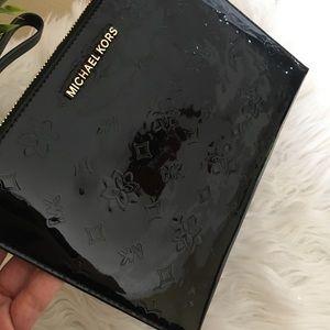 Michael Kors XL  travel clutch wristlet